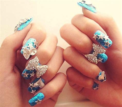 acrylic nails designs 30 cool acrylic nail designs