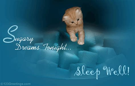 sweet dreams  good night ecards greeting cards