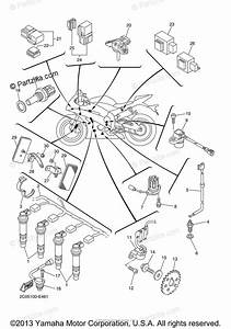 31 2004 Yamaha R6 Parts Diagram