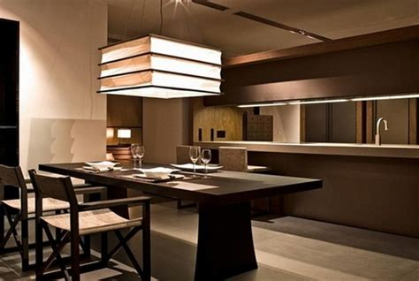 cocinas modernas color marron
