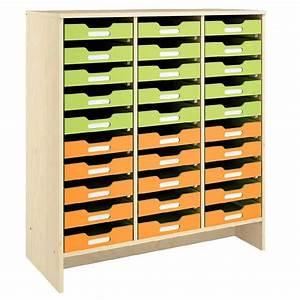 Grand Meuble De Rangement : meuble bois bacs grand mod le nowa szkola meubles ~ Teatrodelosmanantiales.com Idées de Décoration