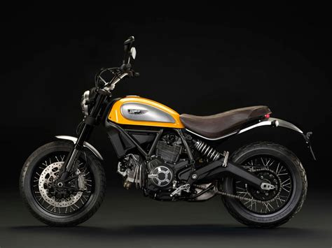 Ducati Scrambler Classic by Ducati Scrambler Ready For Anything Motorcycledaily