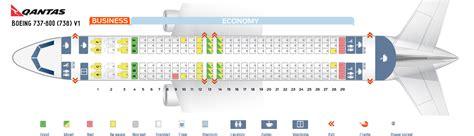 boeing 737 plan sieges boeing 737 seat plan qantas brokeasshome com