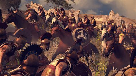 total war rome  wrath  sparta dlc focuses
