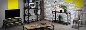 Deco Industrielle Pas Cher : d co style loft pas cher ~ Teatrodelosmanantiales.com Idées de Décoration