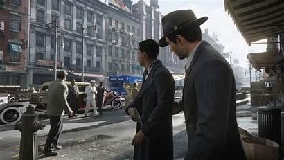 Mafia 4k Edition Definitive Trilogy Screenshot Games