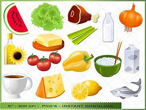 Food Clipart Chart 20 Free Cliparts