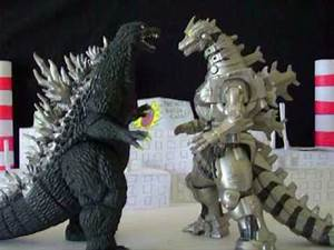 Banpresto Mechagodzilla 2003 (Kiryu) Toy Review - YouTube