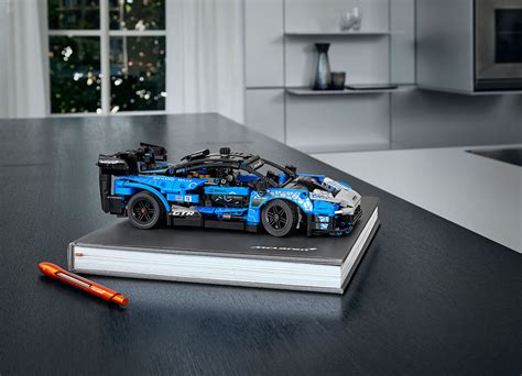 Learn how the engineers and the designers. Brickfinder - LEGO Technic McLaren Senna GTR (42123) Official Announcement!