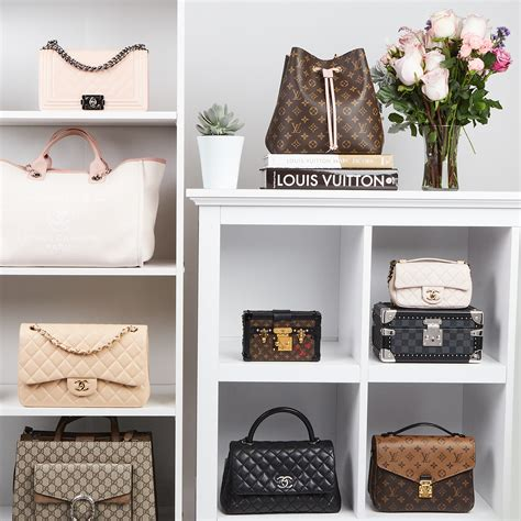 Yoggies Closet by 26 Handbag Collections To Inspire Your Closet