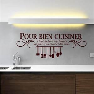 Sticker Pour Bien Cuisiner Stickers Cuisine Textes Et