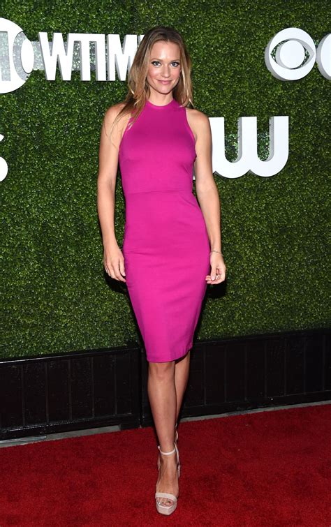 A.J. Cook – CBS, CW and Showtime Summer TCA Press Tour in West Hollywood 8/10/2016