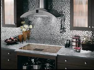unique kitchen backsplash ideas you need to know about With kitchen cabinets lowes with tin tile wall art