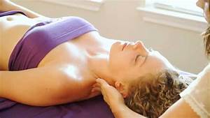 Asmr Head  U0026 Chest Massage  U2013 Soft Spoken Relaxation Massage