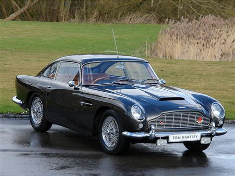 1962 Aston Martin Db4 Photos, Informations, Articles