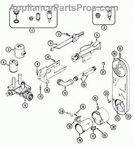 Whirlpool Gas Dryer Parts Diagram