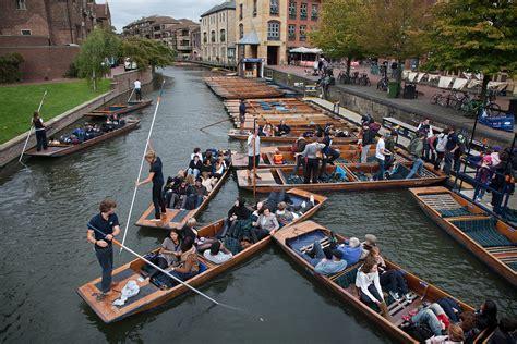 Punt Boat by Punt Boat