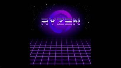 Vaporwave Ryzen Retro Rate