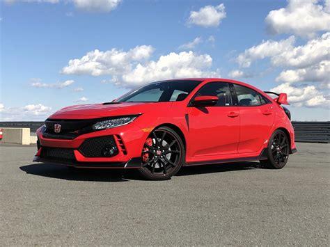 Honda Civic Type R 2019 by Spectacular Hatch 2019 Honda Civic Type R Test Drive