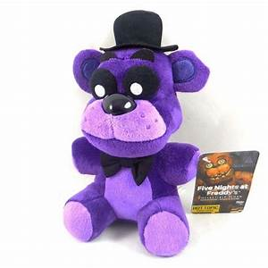 New Five Nights At Freddy's Freddy Collectible Plush Toy ...