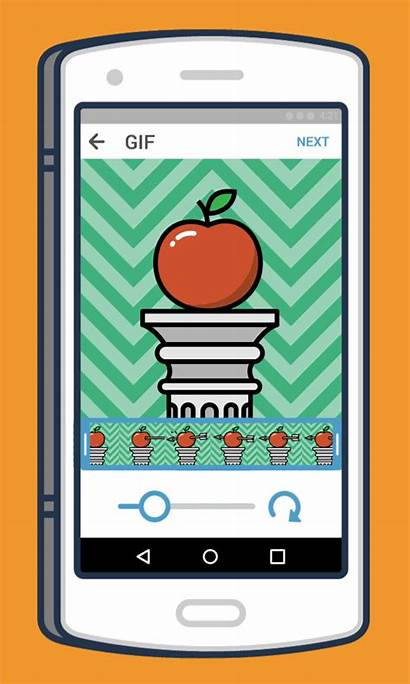 App Android Gifs Forth Users Productor Staff