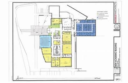 Floor Plans Building Radford University Chbs Renderings