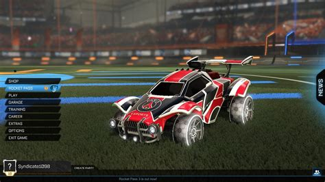 Does anyone know when the PSG decal available? : RocketLeague
