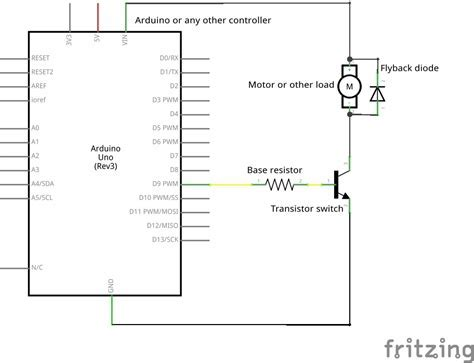 How to Use A Transistor as a Switch   Teach Me To Make