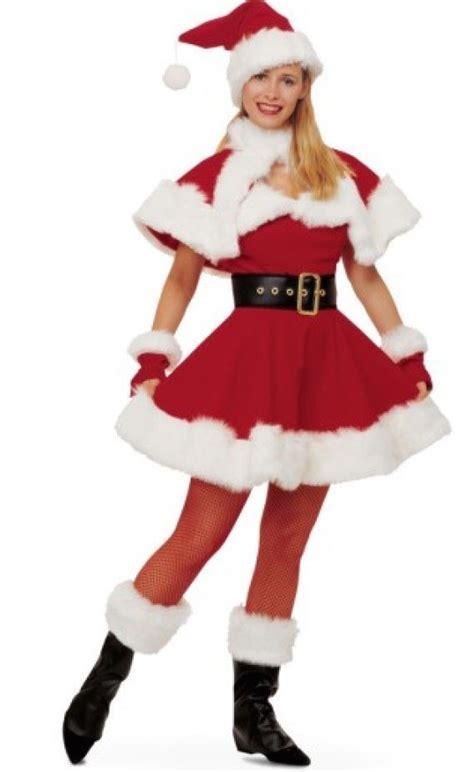 sexy santa lady