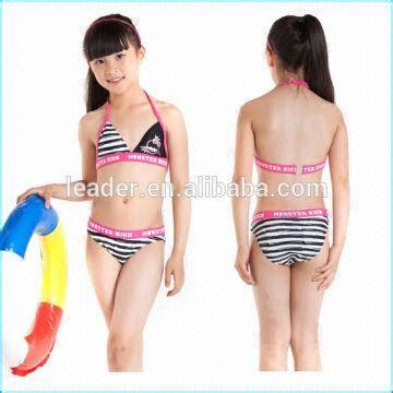 hot sale child swimsuit teen bikini global sources