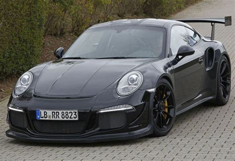 spied  porsche  gt rs wheels