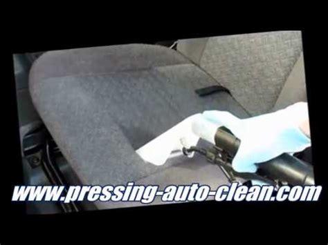 nettoyer siege voiture vapeur lavage détachage nettoyage sièges banquette de voiture