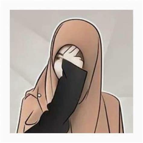 anime hijab cadar 11 foto muslimah kartun berhijab syar i yang manis banget