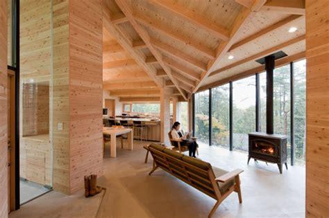 chambre japonaise traditionnelle maison design japonaise en bois
