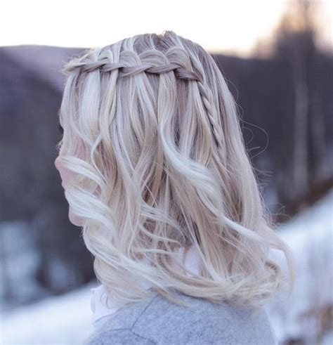 gorgeous homecoming hairstyles   hair lengths