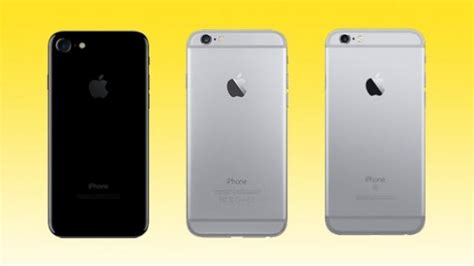 iphone 6 7 iphone 7 vs iphone 6s vs iphone 6 what s different tech2