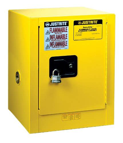 gas can storage cabinet justrite gas cans safe and effective