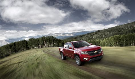 chevy colorado appearance packages coming