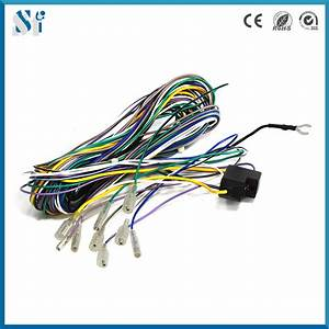 China Manufacture Automotive Wiring Harness For Automobile