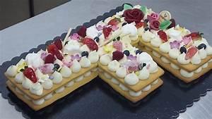Cream Tart  Tante Idee Per Torte A Forma Di Lettere E