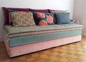 les 25 meilleures idees de la categorie banquettes lits With tapis de sol avec lit gigogne canapé