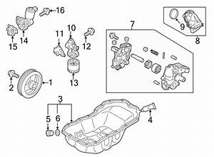 Mazda 6 Engine Variable Valve Timing  Vvt  Solenoid Gasket