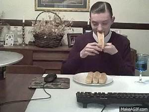 Report Of The Week Running On Empty Food Review GIF - Find ...