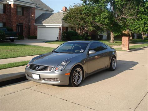 2004 Infiniti G35 Twin Turbo For Sale  Plano Texas