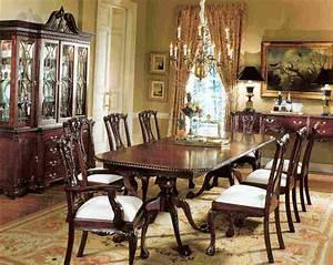 Mahogany Dining Room Chairs Decor IdeasDecor Ideas