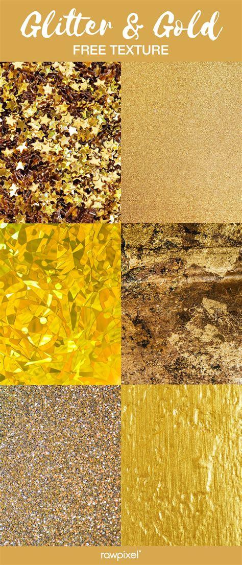 Free sparkling glitter and gold texture background for all