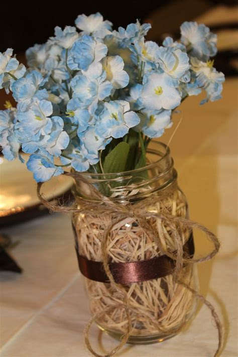 western rustic table centerpiece  images cheap