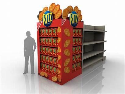 Cap End Displays Display Snacks Coroflot Alvarez