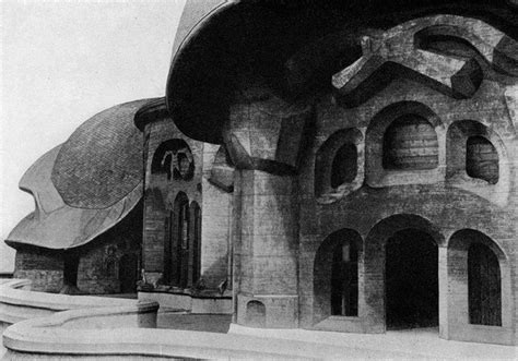 Anthroposophical Architecture