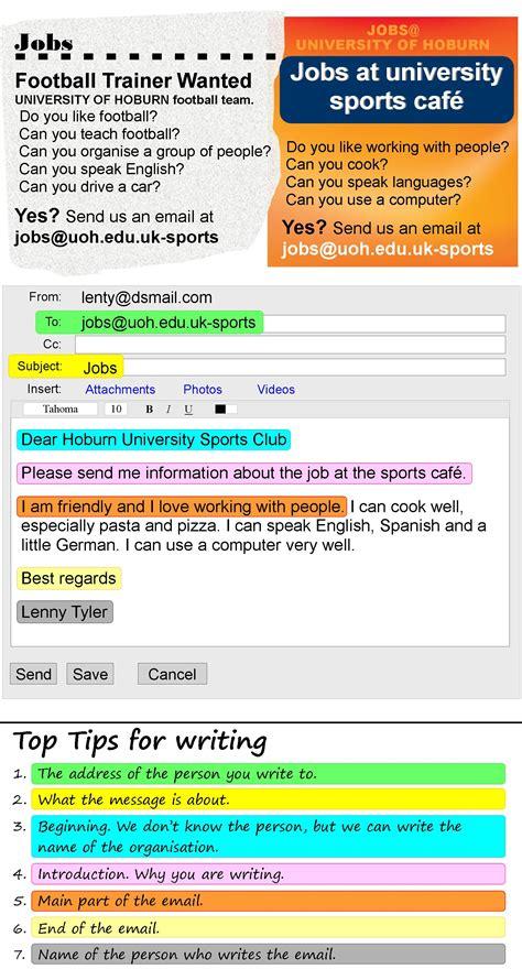 applying   job learnenglish teens british council